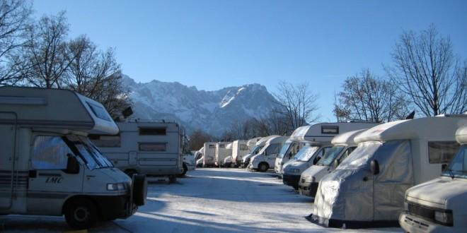 Alpencamp Garmisch-Partenkirchen