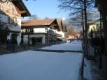 Garmisch-Partenkirchen: Vorbereitungen zum City Biathlon