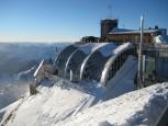 Garmisch-Partenkirchen: Münchner Haus Zugspitze 2964m