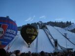 Garmisch-Partenkirchen: Neujahrsspringen im Olympiastadion