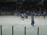 Garmisch-Partenkirchen: Eishockey im Olympia Eissport Zentrum
