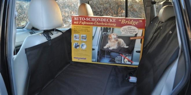 Test: Kleinmetall Auto Schondecke Bridge