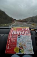 "Strassenkarte ""Big Easy Read Britain"""
