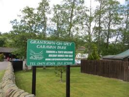 Grantown Caravan Park 010